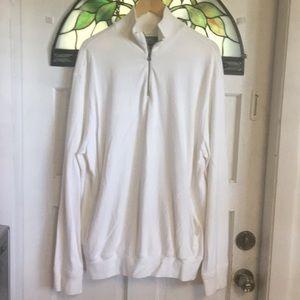 Polo by Ralph Lauren zip front sweatshirt